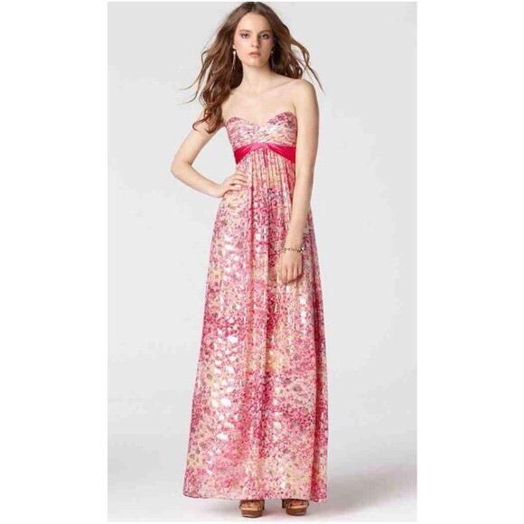 BCBGMaxAzria Dresses | Bcbg Prom Dress | Poshmark
